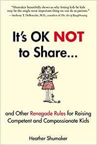its ok not to share