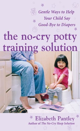 the no cry potty training solution